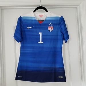 Hope Solo US Women's Soccer Jersey